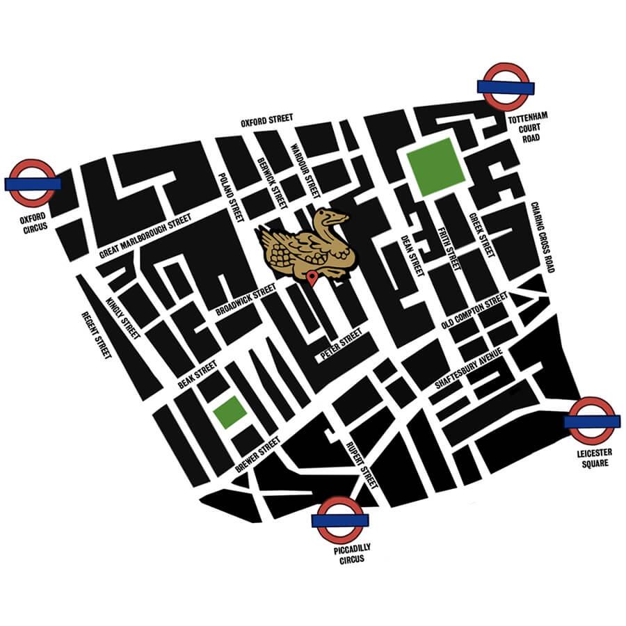 Duck and Rice | Soho Pub | Chinese Restaurant
